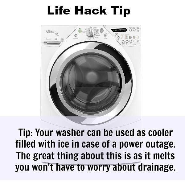 12 Brilliant Hacks That Will Help You Survive The Next Power Outage Power Outage Power Outage Tips Survival Prepping