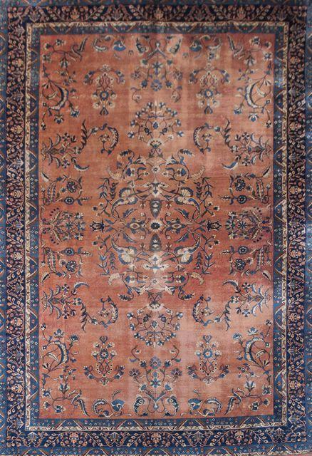 KERMAN N.270700 cm. 500 x 295 Tappeti Orientali e