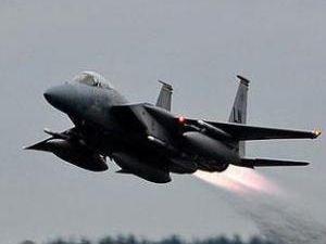 Hatay'da savaş uçağı düştü iddiası