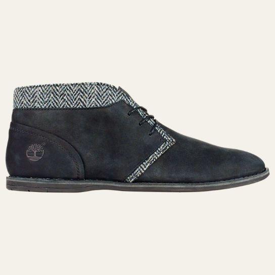 Men's Revenia Mixed-Media Chukka Shoes | Chukka shoes, Timberland and  Footwear