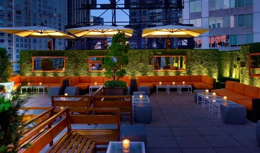Rooftop restaurant hotel in movie the other woman google for Movies at the terrace