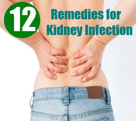12 Effective Home Remedies for Kidney Infection