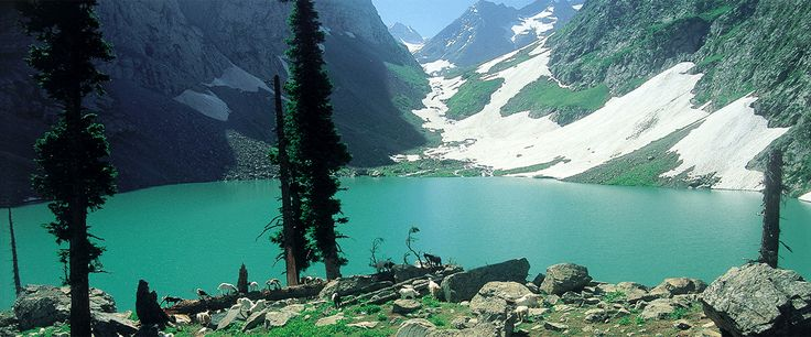 Bashigram Lake, Swat Valley, KPK