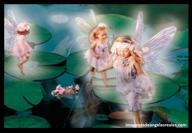 preciosas imagenes angeles celestiales del cielo