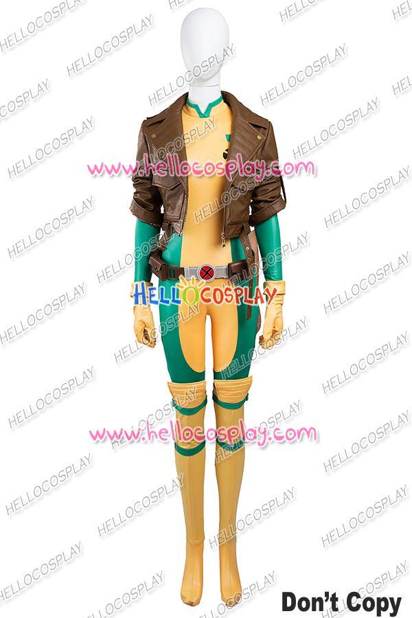 X-Men Apocalypse Rogue Cosplay Costume [MZX-537774525181] - £174.98 : Cosplay UK Store   Hello Cosplay