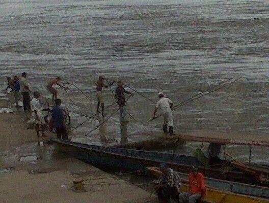Pescadores de mi tierra