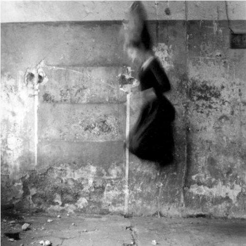 Francesca Woodman–Untitled,Roma, Italia, 1977-1978