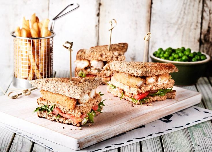 Fish Club Sandwich. Food Photography. See more at http://www.magenta.org.uk/whitby-seafoods-food-photographer/