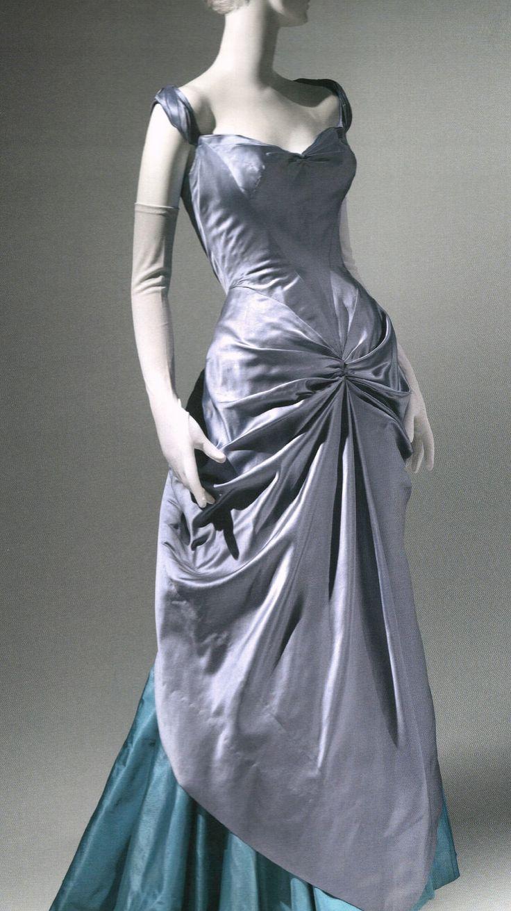 Robe de bal, Charles James, 1950-52