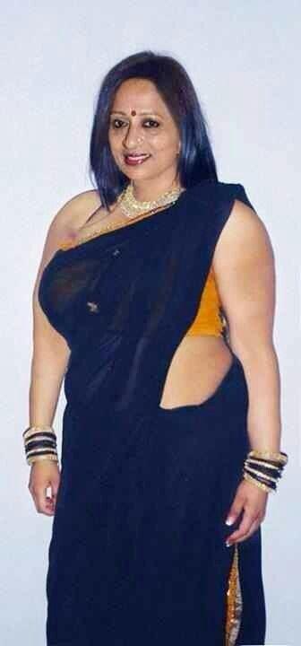 94 Best Bbw All Saree Aunty Images On Pinterest  Saree -5874