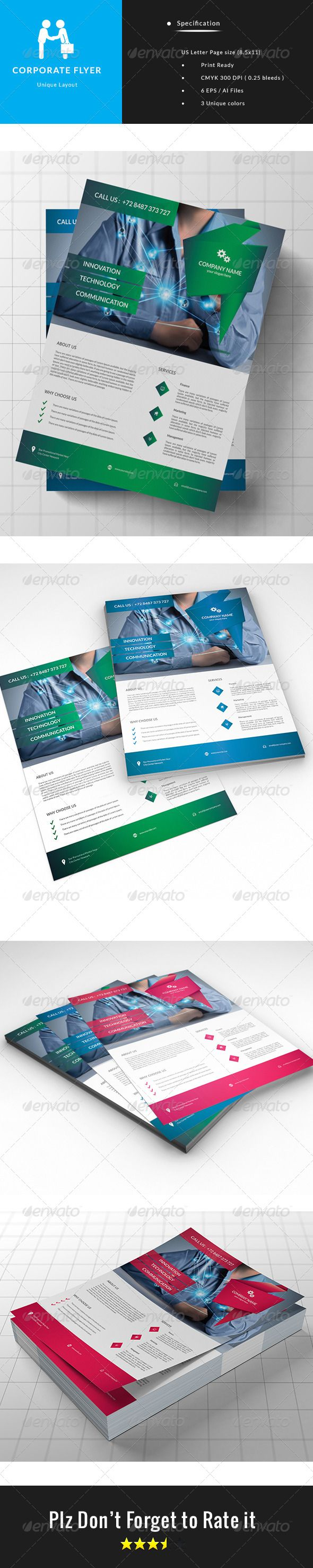 Corporate / Business Flyer