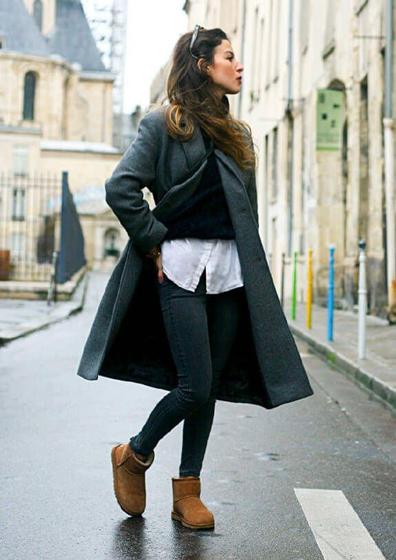 Beautiful ugg outfit #myCLASSICstyle at uggaustralia.nl