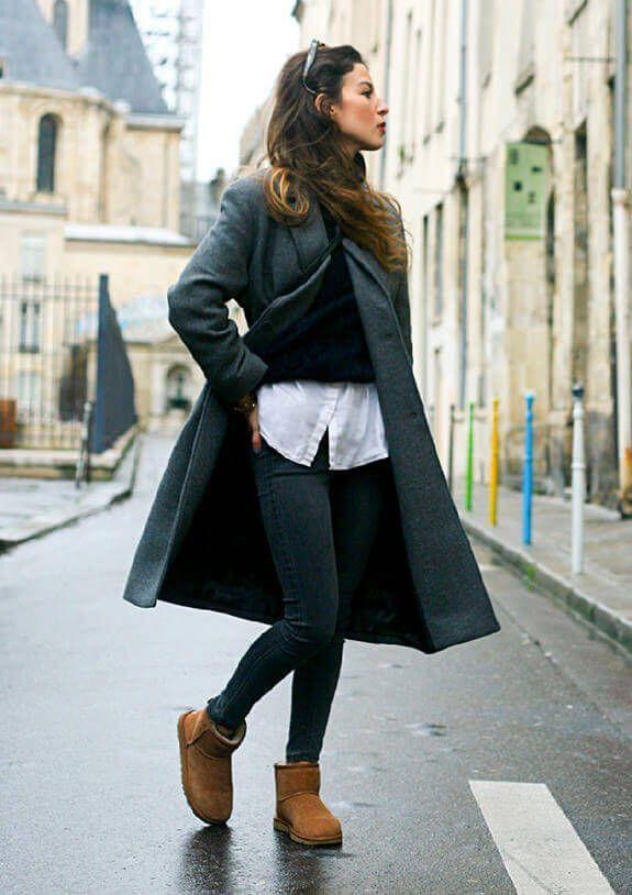 Beautiful ugg outfit #myCLASSICstyle at uggaustralia.nl