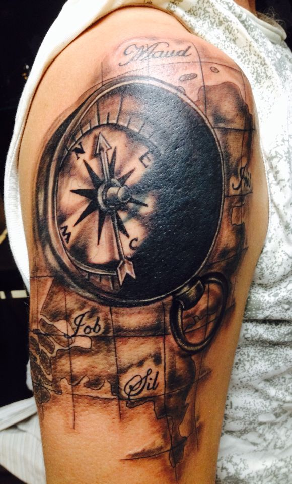 17 best images about kompas clocks tattoo on pinterest wing tattoos bird tattoos and clock