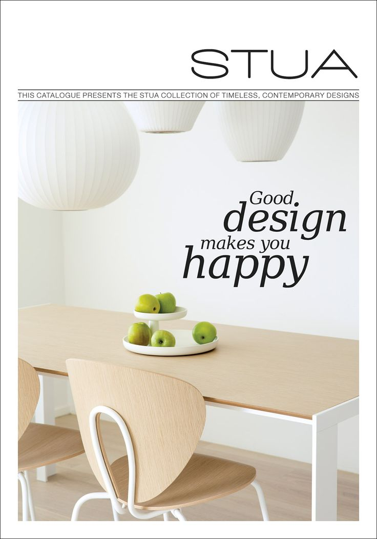 With every STUA product we send one small catalogue to keep you informed, this is the new one: www.stua.com/pdf/ebooks/micro/stua-micro-2014.html