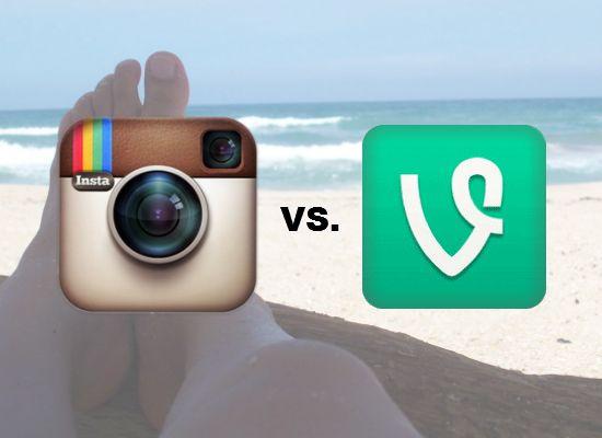 #Vine o #Instagram Video, ¿Cuál es mejor? #Infografía- http://www.portalprogramas.com/milbits/informatica/vine-instagram-video-cual-es-mejor.html