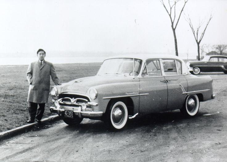 1957 Toyopet Crown