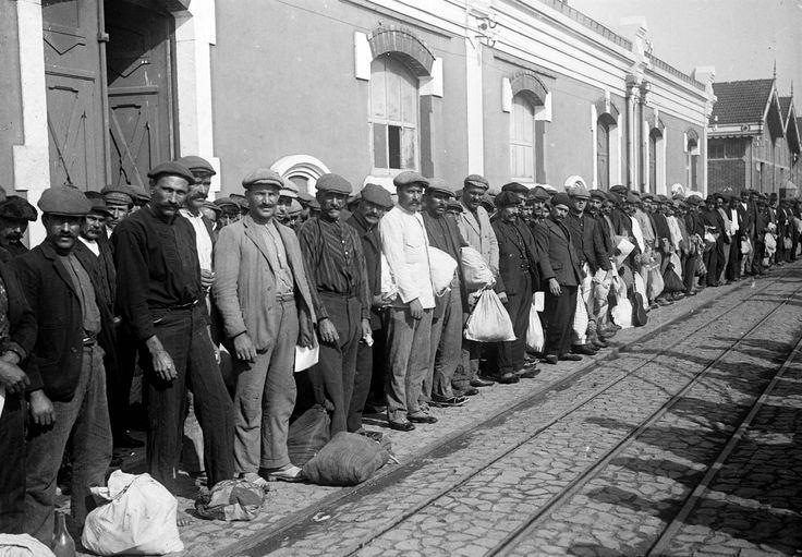 Posto de Desinfecção, 1920