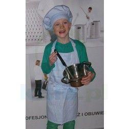 Dzieci uczą się kucharzyć