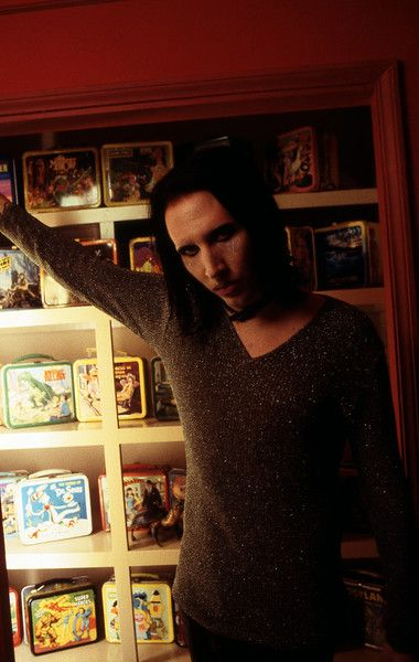 Marilyn Manson Fotos – 186 von 1160 Fotos: Archiv der Disney ABC Television Group