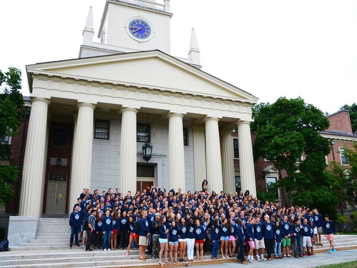 Phillips Academy Andover 50 of the best private high schools in america
