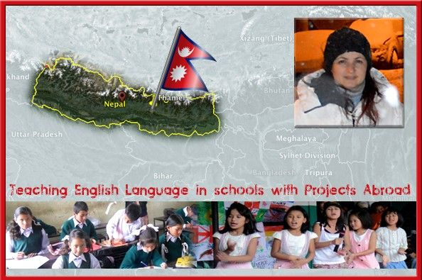 Help me to help... Send me to Nepal! on GoFundMe http://www.gofundme.com/84ttxw