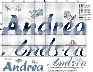 Andrea Natalia uccellini