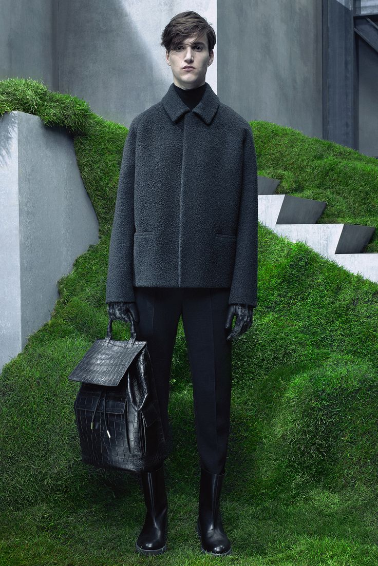Balenciaga Fall 2015 Menswear - Collection - Gallery - Style.com