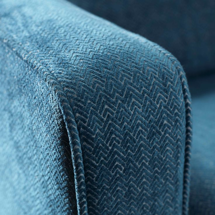 'Reno' Peacock, Fryett's Fabrics Ltd.