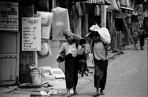 spesa..rangoon downtown