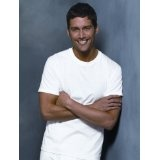 Hanes Men's Classic Crew 3 Pack, White, Large (Apparel)By Hanes