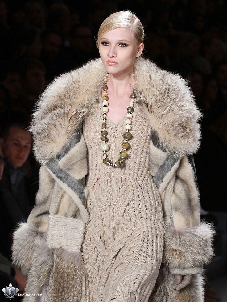 Knitted fur fashion | Keep the Glamour | BeStayBeautiful