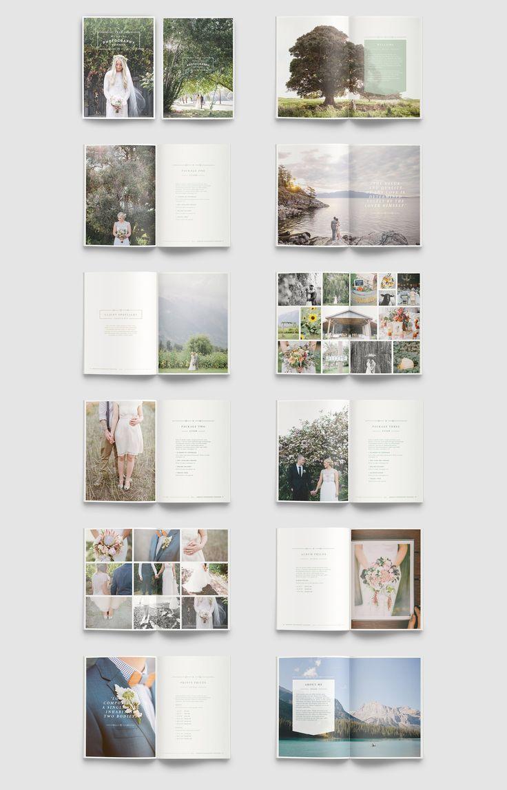 Wanderers Photography Brochure Photography Brochure Wanderer Photography Photography Packaging