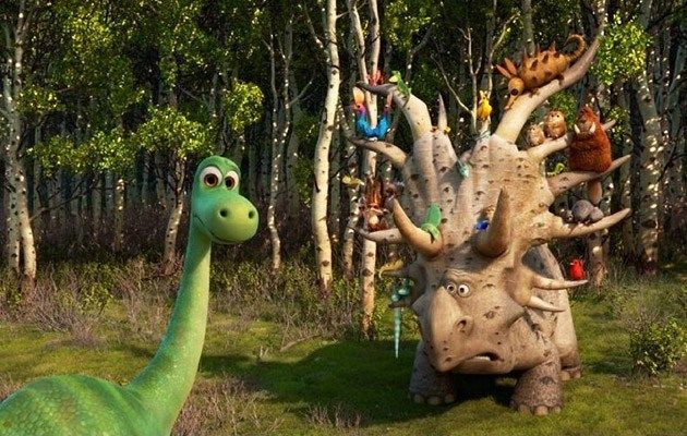 Allen Almachar reviews the animated adventure The Good Dinosaur, from director Peter Sohn and starring Raymond Ochoa & Jack Bright.