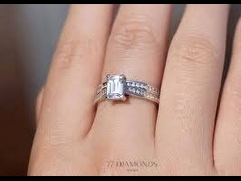 Diamond Eternity Rings - Diamond Eternity Rings Antique