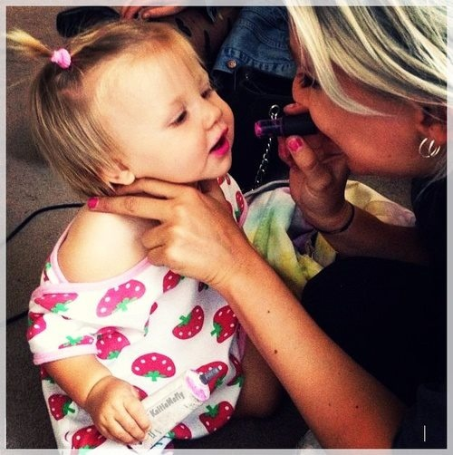 Lux and Lou Teasdale