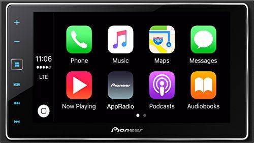 Pioneer SPH-DA120 Car Radio with CarPlay integration - $475