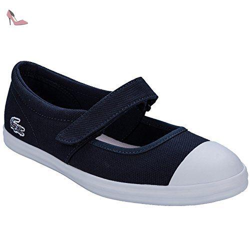 Baskets Zayla 116 pour fille - Chaussures lacoste (*Partner-Link)