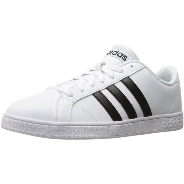 adidas Performance Men's Baseline Fashion Sneaker (40 AUD) ❤ liked on Polyvore featuring men's fashion, men's shoes, men's sneakers, mens shoes, mens wide width shoes, mens wide sneakers, mens wide shoes and mens wide width sneakers