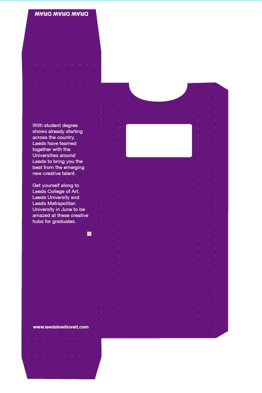 Final Major Project Pencil Box Template Design Paper