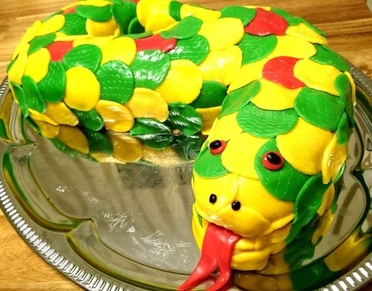 les 25 meilleures idées de la catégorie gâteaux de serpent sur