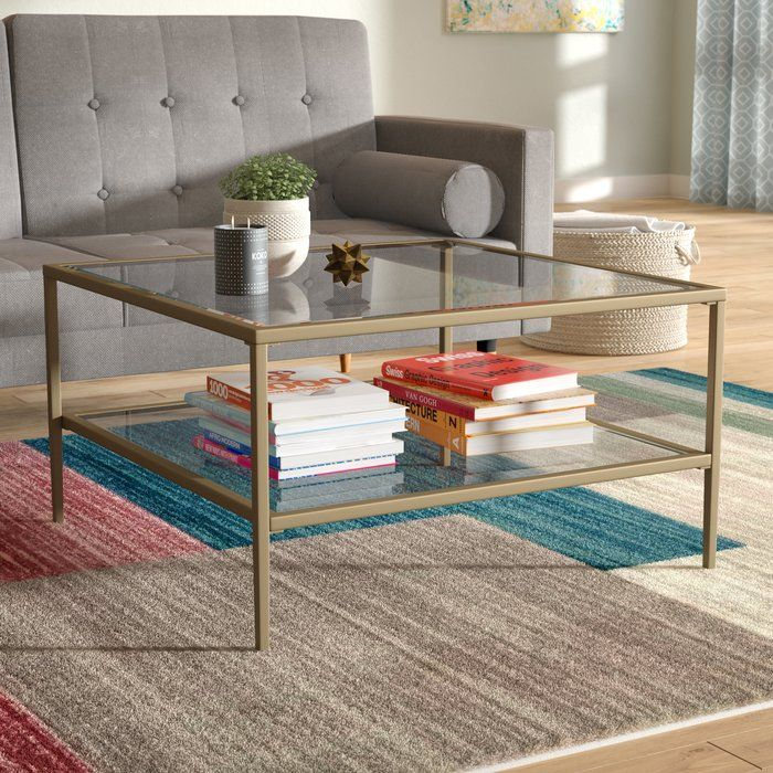 Sydnor Coffee Table Coffee Table Coffee Table Square Small Coffee Table