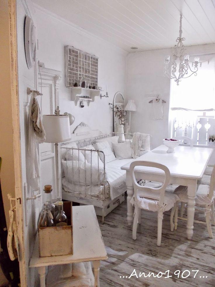 die besten 25 shabby chic k che ideen auf pinterest shabby chic deko schicke landhausk che. Black Bedroom Furniture Sets. Home Design Ideas