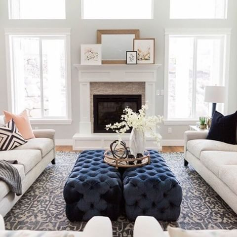 Our sofas look rather inviting in this living room designed by Andrea West Design. Share your designs featuring Alice Lane pieces on instagram!   Share your own projects by tagging us for a chance to be featured.