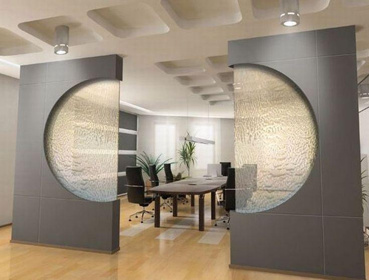 Amazing Modern Indoor Wall Waterfall Design Ideas 31