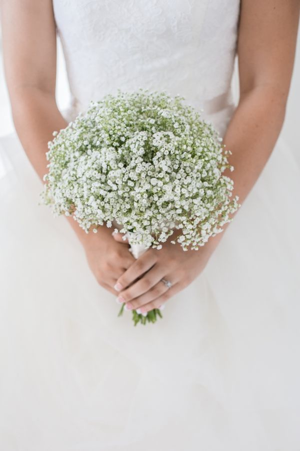 Baby's breathe bouquets are my favorite!!  » Autumn Wilson Photography