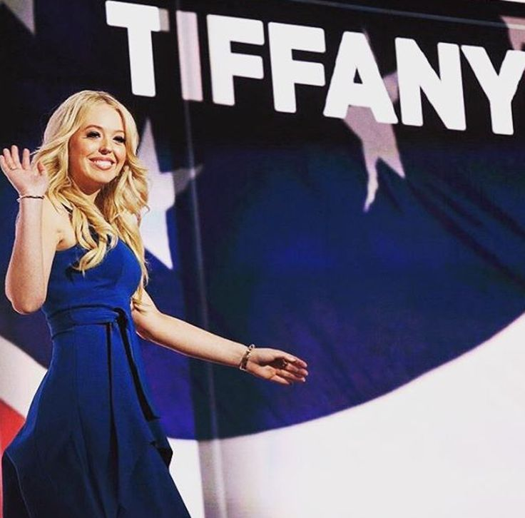 Tiffany Ariana Trump