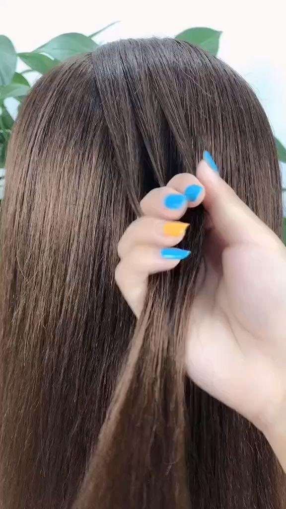 frisuren für lange haare videos | Frisuren Tutorials Zusammenstellung 2019 | Teil 641   – Hair Style