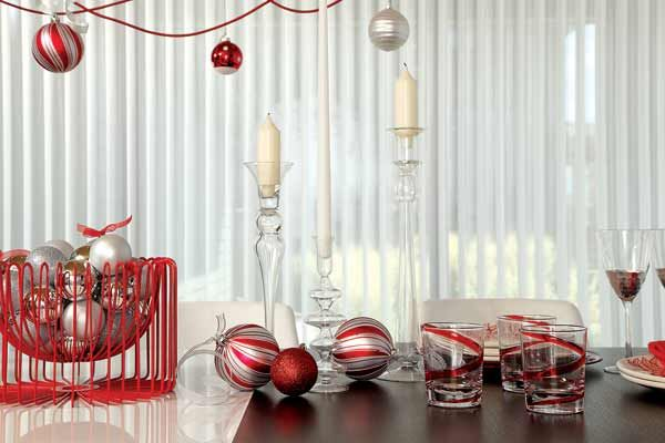 Holiday decoration ideas for a designer look