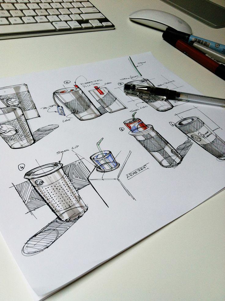 Fun Stuff #id #industrial #product #design #sketch